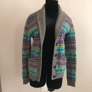 Madewell Grandpa Cardigan sweater